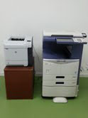 Picture of Photocopy Machines in the library